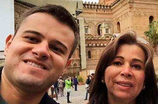 Hoy serán velados el hijo y la esposa del general (r) José Arturo Camelo