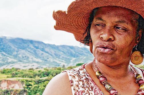 María Dolores Grueso, la maestra 'corrida' del Cauca