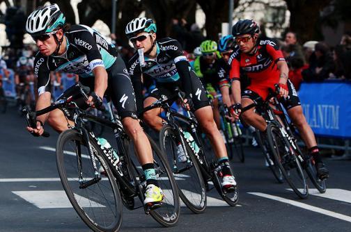 Rigoberto Urán fue quinto en la Vuelta a Cataluña