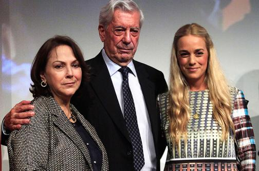 Vargas Llosa cuestiona complicidad de América Latina con gobierno de Maduro