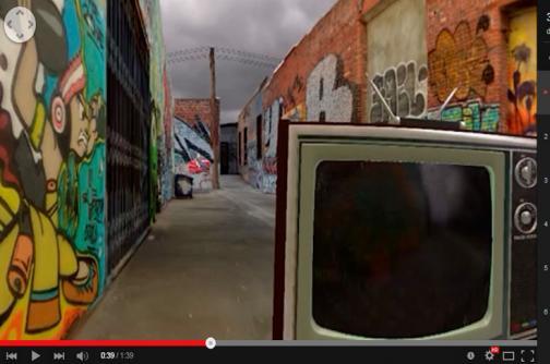 Ahora en YouTube se pueden ver videos en 360 grados