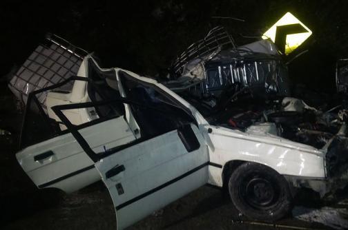 Ascienden a 11 los muertos en accidente de tránsito en vía Bogotá - Villavicencio