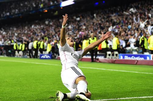 El Real Madrid pasó a semifinales de 'Champions' a ritmo de mariachis