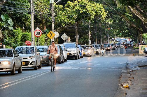 Residentes y comerciantes de Ciudad Jardín rechazan cambios viales