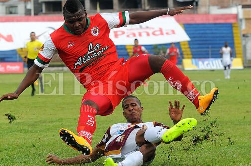 Imágenes: así se vivió el duelo entre Cortuluá y Deportes Tolima