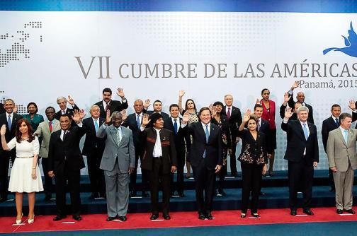 Reconciliación, la moraleja que dejó la Cumbre de las Américas