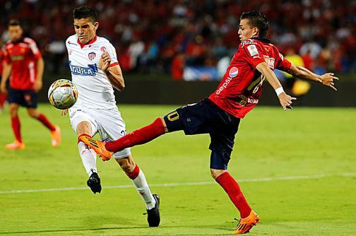 Imágenes: así se vivió la jornada 17 de la Liga Águila I-2015