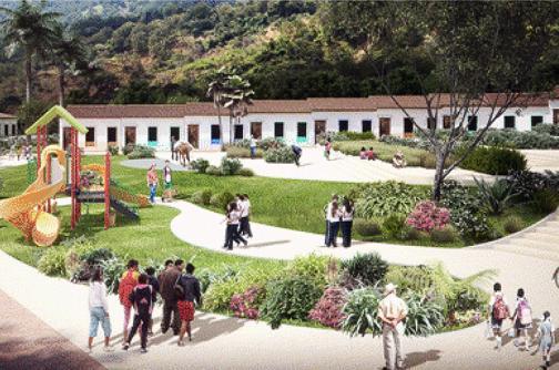 Conciviles, la empresa caleña que reconstruirá Gramalote, Norte de Santander