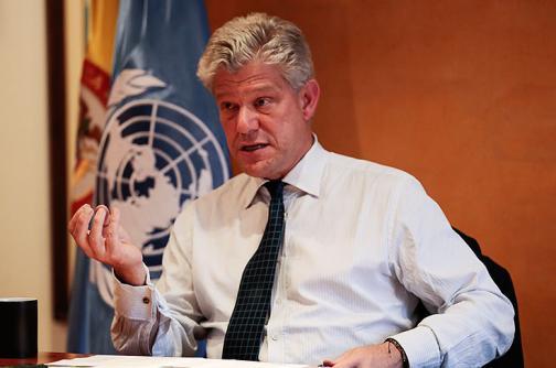 Alejamiento de Venezuela del proceso de paz sería muy grave: ONU