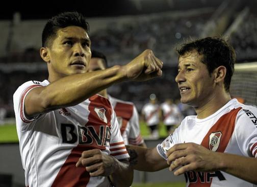 Teófilo Gutiérrez revela que su etapa en River Plate concluyó