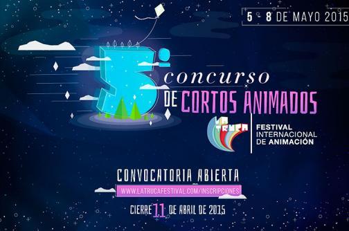 Abierta convocatoria para concurso de cortometrajes animados del Festival La Truca