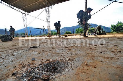 Soldados heridos en emboscada de las Farc se recuperan satisfactoriamente
