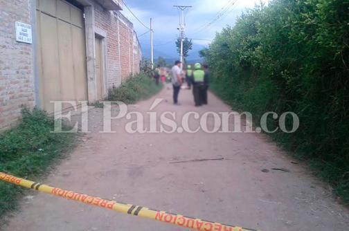 Asesinan a un hombre en zona rural de Tuluá
