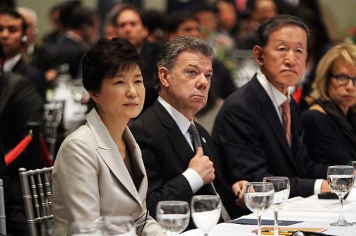 Aguadepanela y café, principales intereses comerciales de Corea del Sur en Colombia