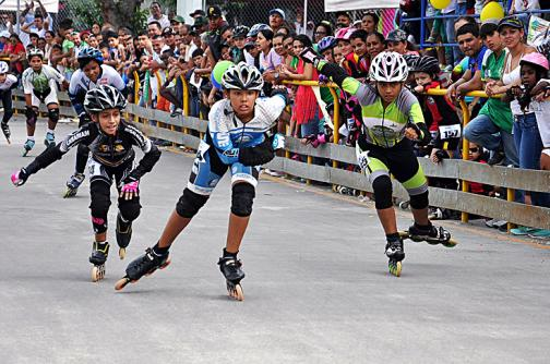 El Cerrito, Valle, ya cuenta con patinódromo