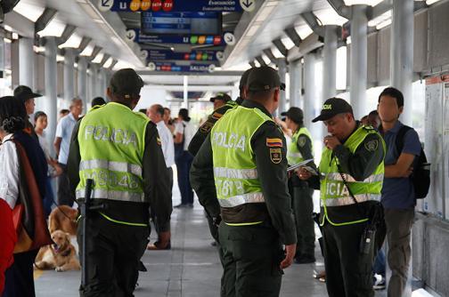 Policía destina a 350 uniformados para garantizar seguridad en el MÍO