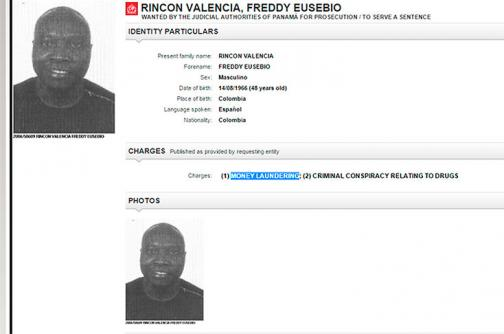 Interpol busca al exfutbolista Freddy Rincón por concierto para delinquir