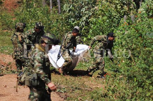 Estados Unidos apoyó reanudación de bombardeos contra las Farc