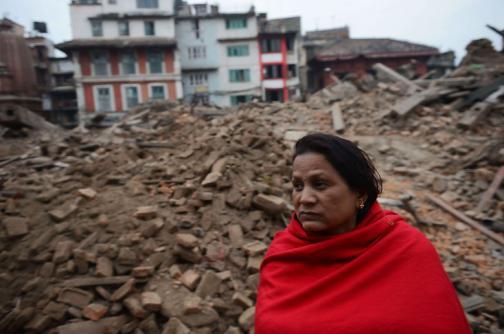 En imágenes: tristeza y desconsuelo en segundo día de la tragedia