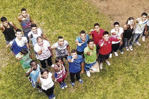 'Jóvenes a lo Bien', una iniciativa caleña contra las pandillas