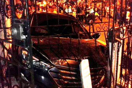 Un muerto y cinco heridos tras accidente de tránsito en Buenaventura