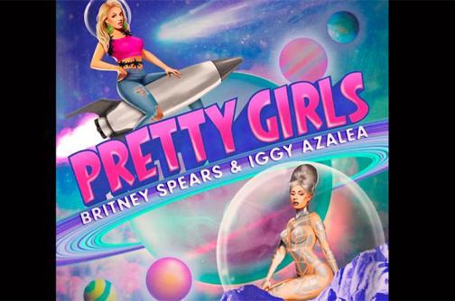 Esta es la nueva canción de Britney Spears e Iggy Azalea