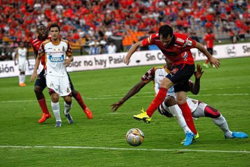 Medellín venció al Deportes Tolima y clasificó a la final de la Liga Águila