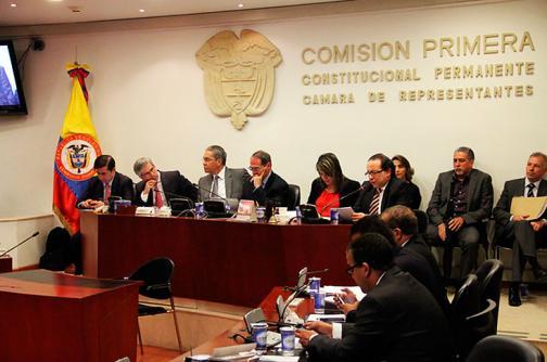 Tribunal de Cundinamarca estudia tutela contra reforma al equilibrio de poderes
