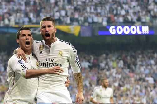 Cristiano Ronaldo alcanza a Lionel Messi en goles pero no sumará más en Champions