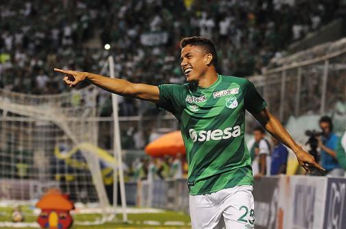 Imágenes: así fue la victoria del Deportivo Cali 3 - 0 sobre el Chicó