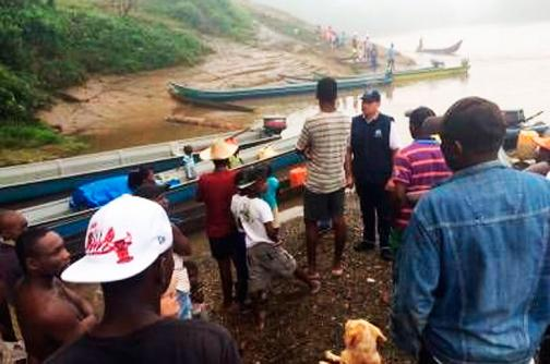 Bombardeo en Guapi, Cauca, deja más de 350 desplazados: Defensoría