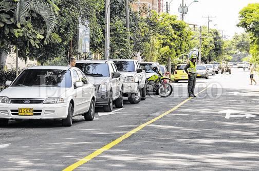 Secretaría de Tránsito inicia demarcación en vías principales de Cali