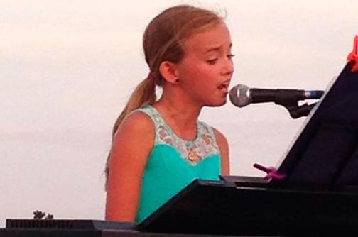 ¡Tiene solo 11 años y canta como Adele!