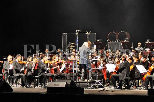 En imágenes: caleños vibraron con Fonseca y la Sinfónica de Colombia