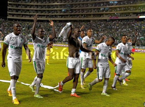 Deportivo Cali venció a Atlético Nacional y es semifinalista de la Liga Águila