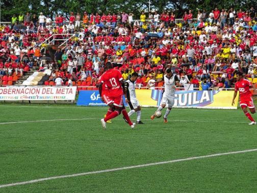 En imágenes: así fue el empate de América de Cali ante Llaneros en el Torneo Águila