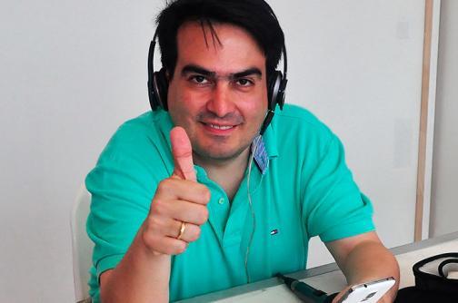 Jorge Hernán Peláez, un salsero con estilo