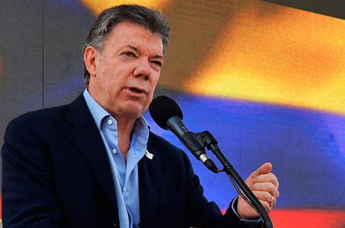 """""""Gobierno no presentará una reforma tributaria"""": Santos"""