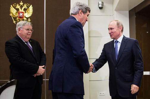 Sanciones contra Rusia pueden anularse si se respeta tregua en Ucrania: EE.UU.