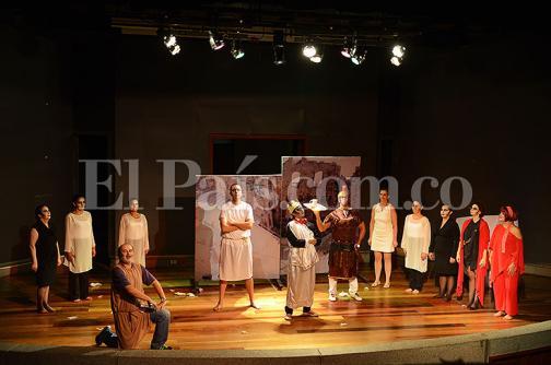 Médicos de la Clínica Fundación Valle del Lili también le apuestan al teatro