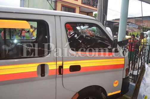 Un conductor de servicio público fue asesinado en Buenaventura