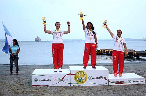 Valle repunta en la medallería de los Juegos de Mar y Playa en Cartagena