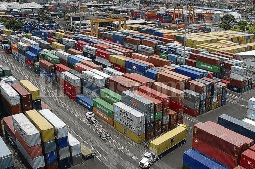 Crece la carga por el Puerto de Buenaventura