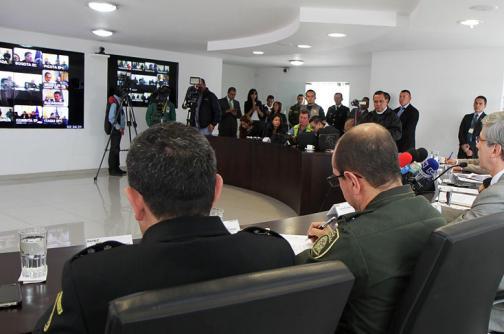 El Inpec entrega 20 nuevas  salas virtuales para las cárceles del país