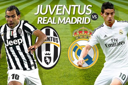 Juventus vs. Real Madrid: el primer asalto de las 'semis' de la Champions League
