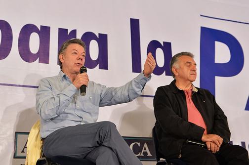 """""""Este Gobierno está dispuesto a concertar con los trabajadores"""": Santos"""