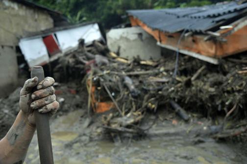 Fundaciones y Gobierno comprometidos con la reconstrucción de Salgar