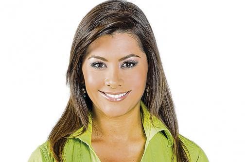 Emmy para la presentadora Adriana Vargas