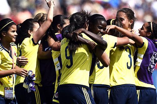 El fútbol femenino colombiano, a dar un salto de calidad