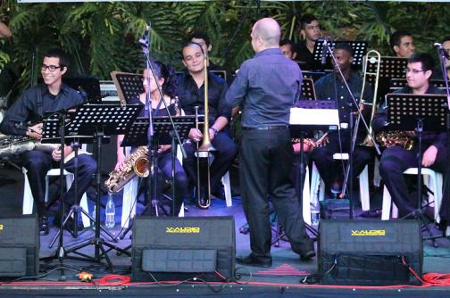 Hoy, gran tributo de la 'Big Concert Band' a los compositores colombianos